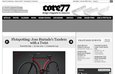 http://www.core77.com/blog/flotspotting/flotspotting_jose_hurtados_tandem_with_a_twist_21588.asp