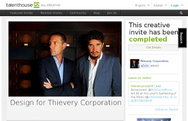http://www.talenthouse.com/design-for-thievery-corporation