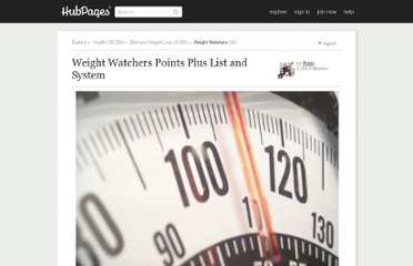 http://robin.hubpages.com/video/Weight_Watchers_Points