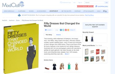 http://www.modcloth.com/shop/books/fifty-dresses-that-changed-the-world