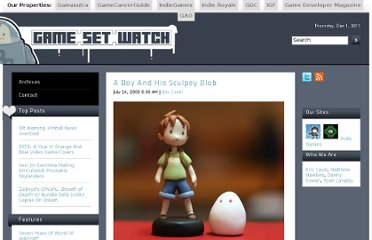 http://www.gamesetwatch.com/2009/07/a_boy_and_his_sculpey_blob.php