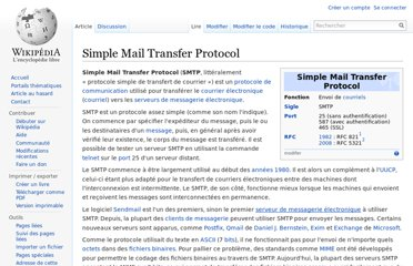 http://fr.wikipedia.org/wiki/Simple_Mail_Transfer_Protocol