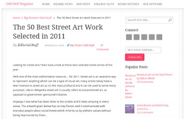 http://oddstuffmagazine.com/the-50-best-street-art-work-selected-in-2011.html