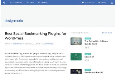 http://designmodo.com/social-bookmarking-plugins-wordpress/