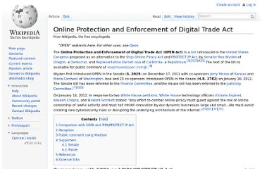 http://en.wikipedia.org/wiki/Online_Protection_and_Enforcement_of_Digital_Trade_Act