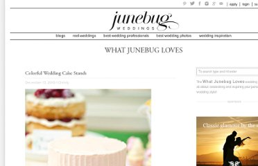 http://junebugweddings.com/blogs/what_junebug_loves/archive/2010/12/13/colorful-wedding-cake-stands.aspx