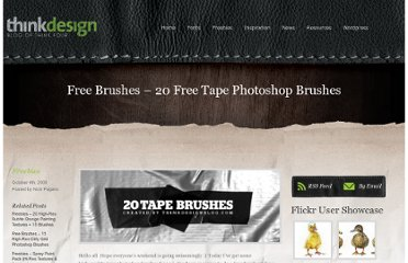 http://thinkdesignblog.com/free-brushes-20-free-tape-photoshop-brushes.htm