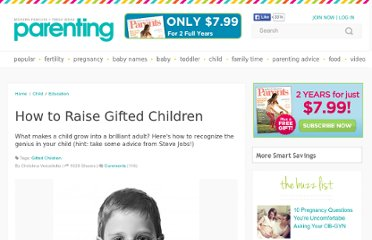 http://www.parenting.com/article/how-raise-gifted-children?src=soc&dom=tw