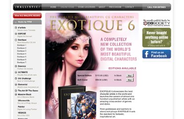 http://www.ballisticpublishing.com/books/exotique_6/