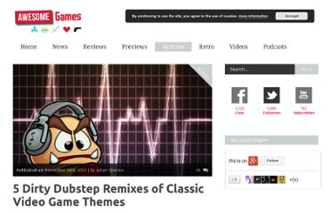 http://www.awesomegames.co.uk/5-dirty-dubstep-remixes-of-classic-video-game-themes