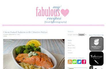 http://www.myfabulousrecipes.com/2012/01/21/citrus-baked-salmon-with-cilantro-butter/