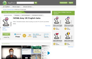 http://www.appbrain.com/app/ivona-amy-uk-english-beta/com.ivona.tts.voicebeta.eng.gbr.amy