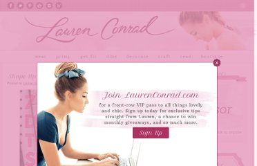 http://www.laurenconrad.com/post/shape-up-my-7-days-to-skinny-jeans-plan