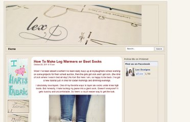 http://www.madebylex.com/2011/10/how-to-make-leg-warmers-or-boot-socks.html