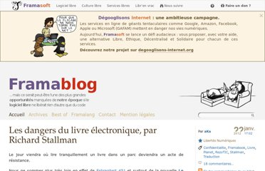 http://www.framablog.org/index.php/post/2012/01/22/stallman-ebook-livre-electronique