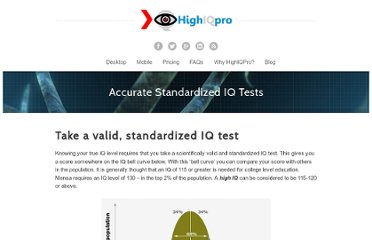 http://www.highiqpro.com/iq-tests/free-standardised-iq-tests