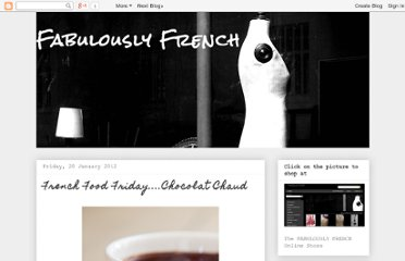 http://fabulouslyfrench.blogspot.com/2012/01/french-food-fridaychocolat-chaud.html