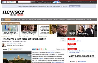 http://www.newser.com/story/136343/iowa-gop-to-count-caucus-votes-at-secret-location.html