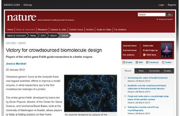 http://www.nature.com/news/victory-for-crowdsourced-biomolecule-design-1.9872