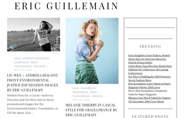 http://fashiongonerogue.com/photographer/eric-guillemain/