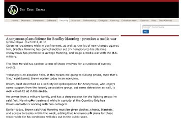 http://www.thetechherald.com/articles/Anonymous-plans-defense-for-Bradley-Manning-promises-a-media-war/12991/