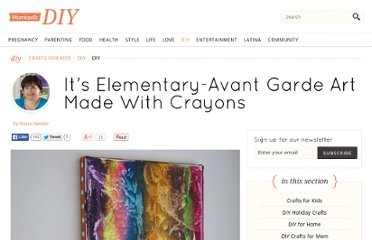 http://www.momtastic.com/home-and-living/home/168730-its-elementary-avant-garde-art-made-with-crayons