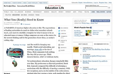 http://www.nytimes.com/2012/01/22/education/edlife/the-21st-century-education.html?pagewanted=all