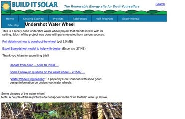 http://www.builditsolar.com/Projects/Hydro/UnderShot/WaterWheel.htm
