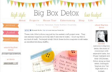 http://www.bigboxdetox.com/tutorial-tuesday-easy-button-magnets