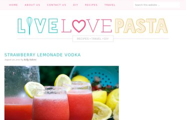 http://www.livelovepasta.com/2011/08/strawberry-lemonade-vodka/