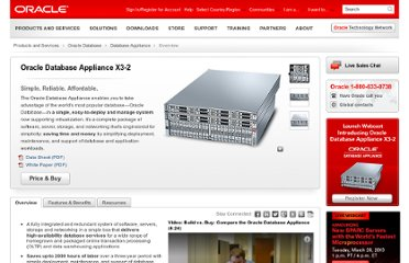 http://www.oracle.com/us/products/database/database-appliance/overview/index.html