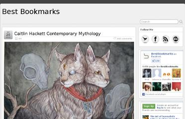 http://bestbookmarks.net/art/caitlin-hackett-contemporary-mythology