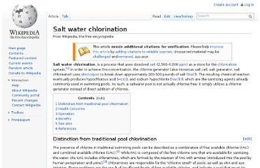 http://en.wikipedia.org/wiki/Salt_water_chlorination