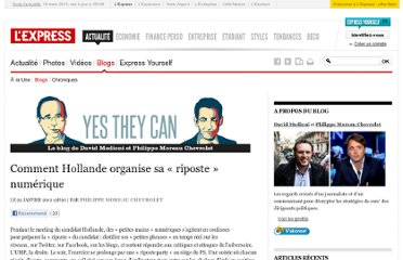 http://blogs.lexpress.fr/yes-they-can/2012/01/23/ripostehollande/