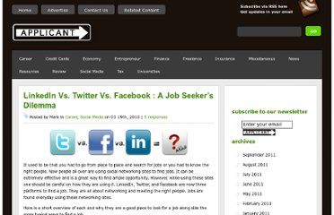 http://applicant.com/linkedin-vs-twitter-vs-facebook-a-job-seekers-dilemma/