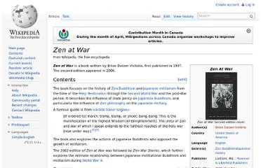 http://en.wikipedia.org/wiki/Zen_at_War