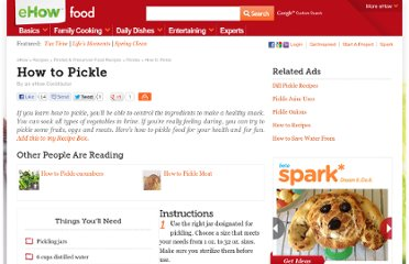 http://www.ehow.com/how_2097274_pickle.html