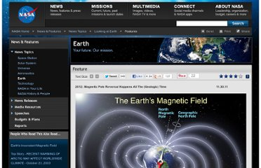 http://www.nasa.gov/topics/earth/features/2012-poleReversal.html