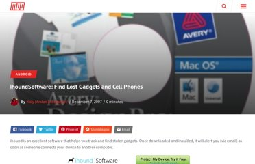 http://www.makeuseof.com/dir/ihoundsoftware-find-lost-gadgets-cell-phones/