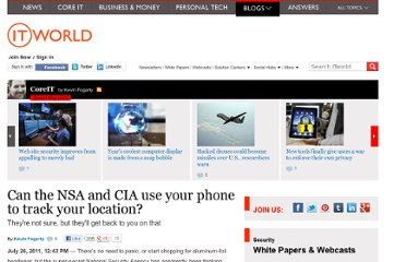 http://www.itworld.com/security/186733/can-nsa-and-cia-use-your-phone-track-your-location