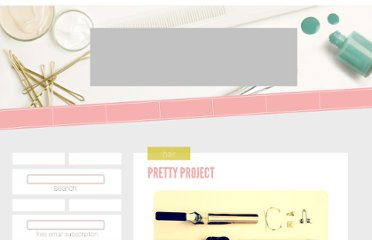 http://thebeautydepartment.com/2011/10/pretty-project/#more-3957