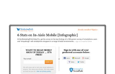 http://www.mpdailyfix.com/six-stats-on-in-aisle-mobile-infographic/