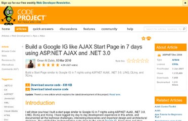 http://www.codeproject.com/Articles/16997/Build-a-Google-IG-like-AJAX-Start-Page-in-7-days-u