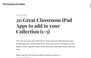 http://edte.ch/blog/2012/01/23/20-great-classroom-ipad-apps-to-add-to-your-collection-1-5/