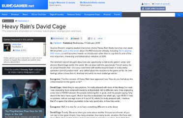 http://www.eurogamer.net/articles/heavy-rains-david-cage-interview