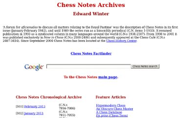 http://www.chesshistory.com/winter/archives.html