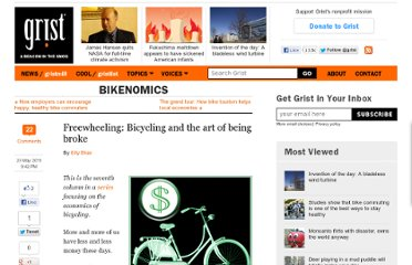 http://grist.org/biking/2011-05-23-bicycling-and-the-art-of-being-broke/
