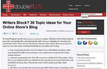http://www.doubleplus.com/writers-block-ideas-for-your-online-stores-blog.html