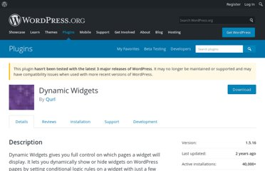 http://wordpress.org/extend/plugins/dynamic-widgets/