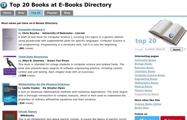http://www.e-booksdirectory.com/top20.php